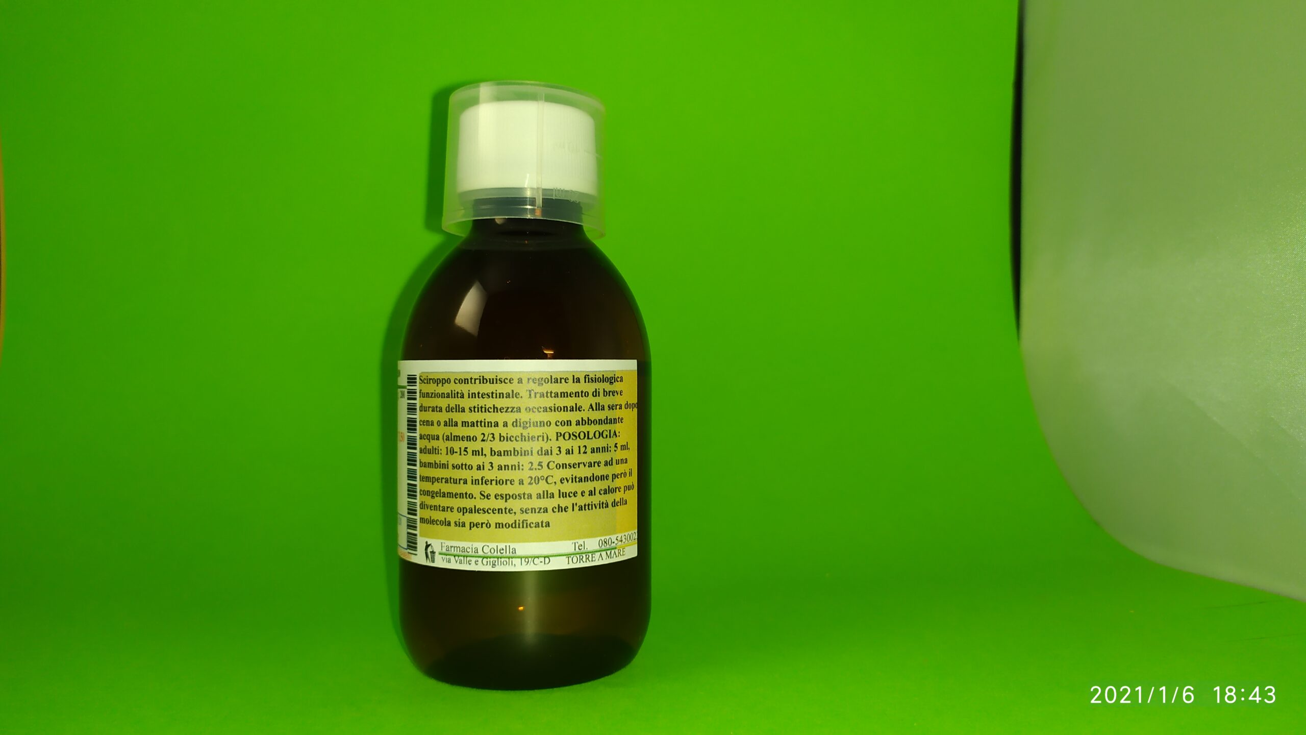Lattulosio liq. 66,7 % gr. 200